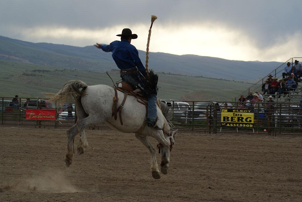 Lander S Pioneer Days Rodeo Lotra
